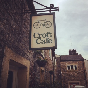 Croft Cafe Clapham, Yorkshire