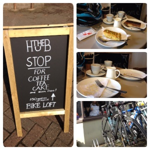 Cake stop 2 - The Hub in Redborne